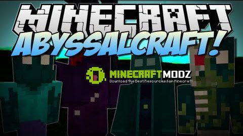abyssalcraft-mod-1-11-01-10-21-7-10 AbyssalCraft Mod 1.11.0/1.10.2/1.7.10