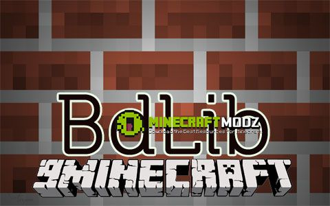bdlib-for-minecraft-1-11-01-10-21-7-10 BdLib for Minecraft 1.11.0/1.10.2/1.7.10
