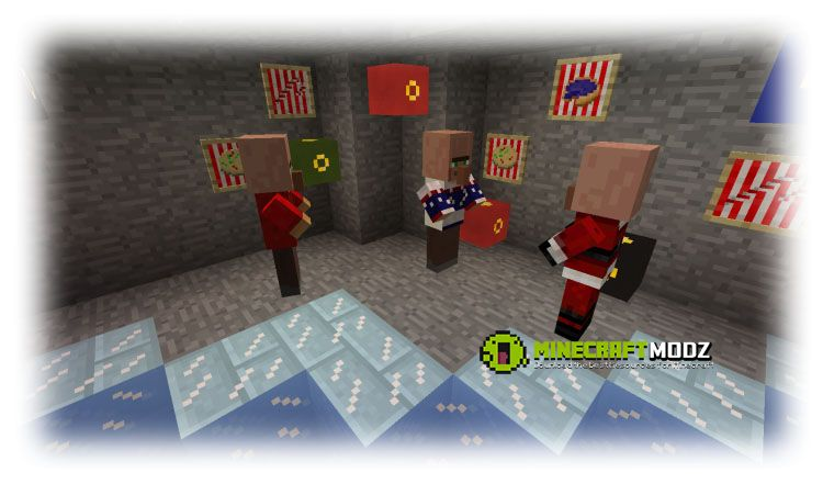 christmas-festivities-mod-for-minecraft-1-7-101-6-4-1906-8 Christmas Festivities Mod For Minecraft 1.7.10/1.6.4