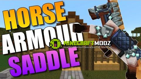 craftable-horse-armour-and-saddle-mod-1-11-01-10-2 Craftable Horse Armour and Saddle Mod 1.11.0/1.10.2