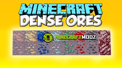 dense-ores-mod-for-minecraft-1-8-91-7-10-2101 Dense Ores Mod For Minecraft 1.8.9/1.7.10