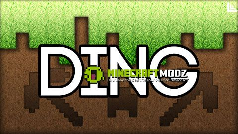 ding-mod-for-minecraft-1-11-01-10-21-7-10 Ding Mod for Minecraft 1.11.0/1.10.2/1.7.10