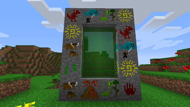dinosaur-dimension-mod-for-minecraft-1-7-10-2091-1 Dinosaur Dimension Mod For Minecraft 1.7.10