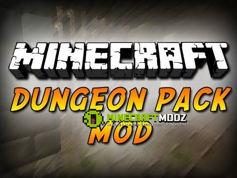 dungeon-pack-mod-for-minecraft-1-7-101-7-21-6-41-6-21-5-2-2155 Dungeon Pack Mod For Minecraft 1.7.10/1.7.2/1.6.4/1.6.2/1.5.2