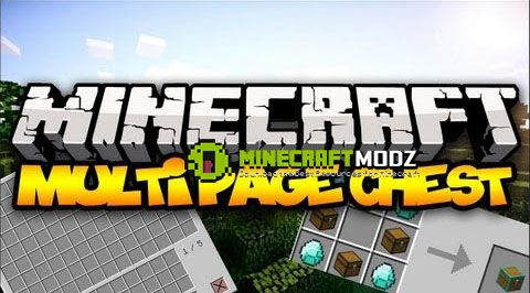 multi-page-chest-mod-1-11-01-10-21-7-10 Multi Page Chest Mod 1.11.0/1.10.2/1.7.10
