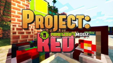 project-red-mod-for-minecraft-1-7-101-7-21-6-4-1770 Project: Red Mod For Minecraft 1.7.10/1.7.2/1.6.4