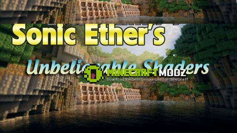 sonic-ethers-unbelievable-shaders-mod-1-10-21-9-41-8-9-2216 Sonic Ether's Unbelievable Shaders Mod 1.10.2/1.9.4/1.8.9