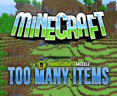 toomanyitems-for-minecraft-1-81-7-101-7-2-1661 TooManyItems Mod For Minecraft 1.8/1.7.10/1.7.2
