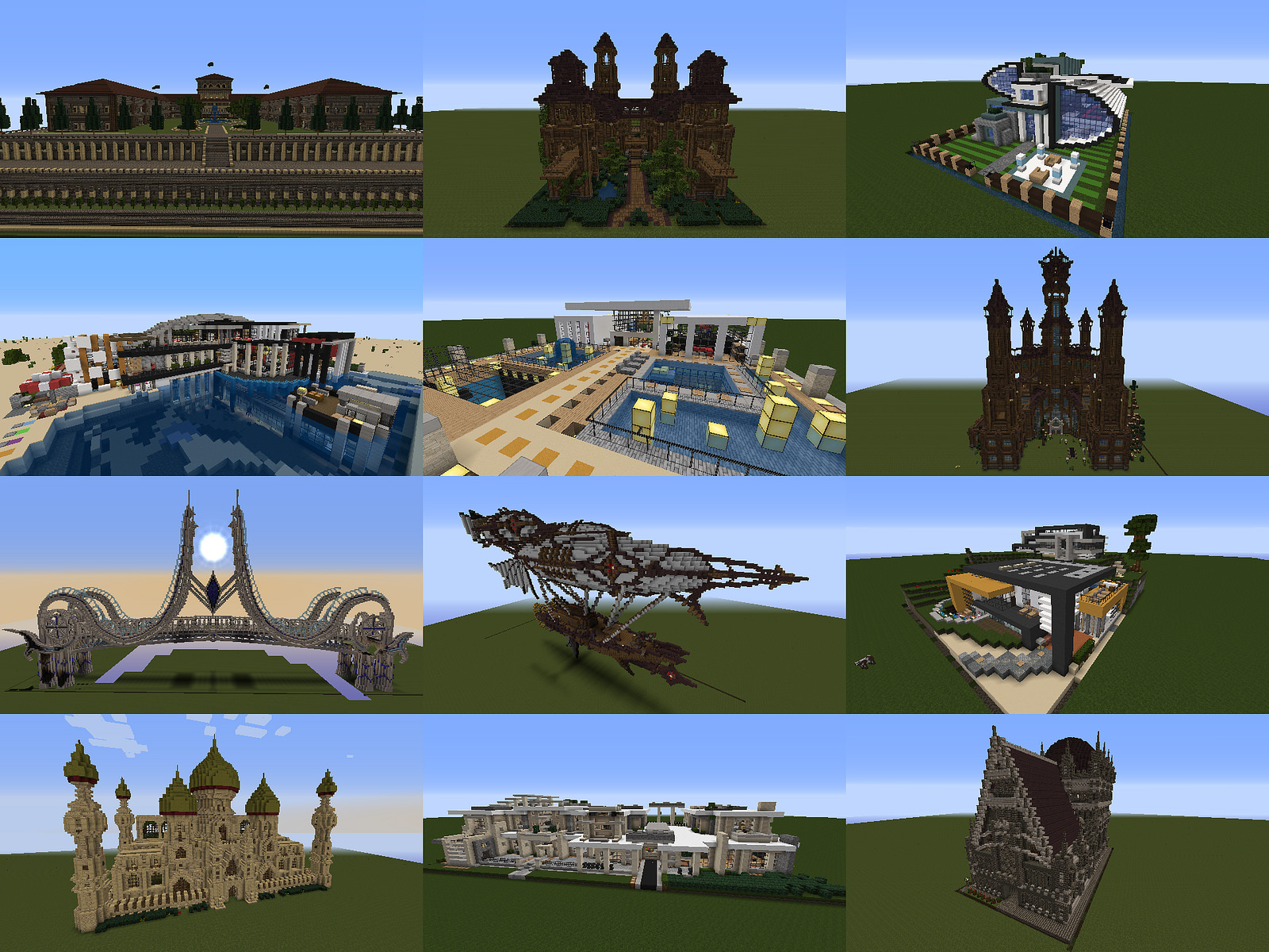 1481382082_267_instant-structures-mod-by-maggicraft-1-111-10-21-7-10 Instant Structures Mod by MaggiCraft 1.11/1.10.2/1.7.10