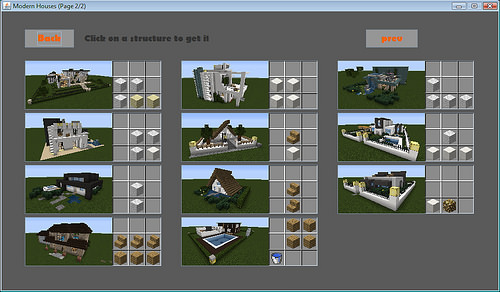 1481382083_660_instant-structures-mod-by-maggicraft-1-111-10-21-7-10 Instant Structures Mod by MaggiCraft 1.11/1.10.2/1.7.10