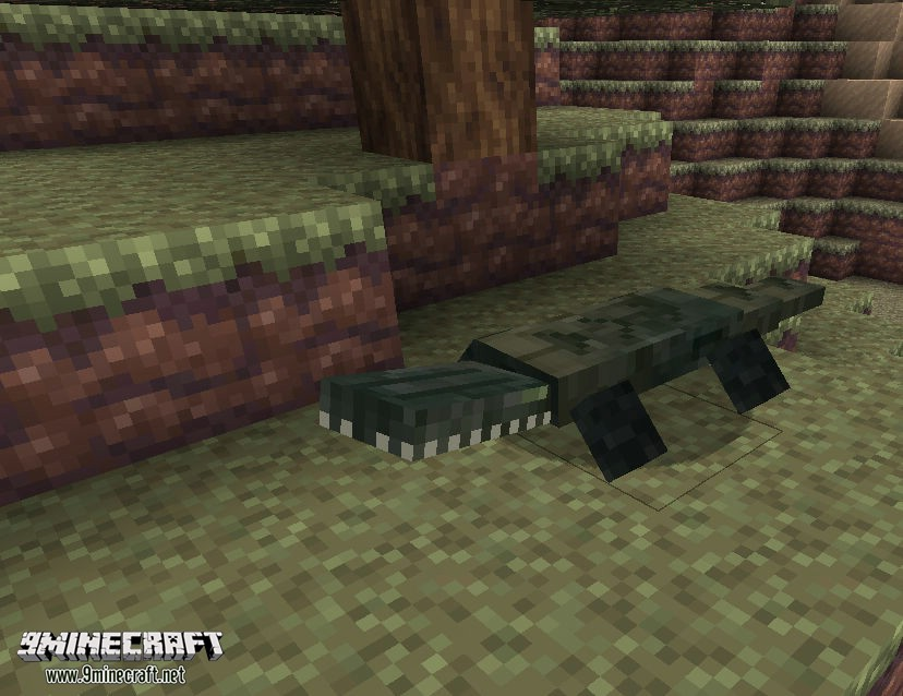 1481779100_932_reptile-mod-for-minecraft-1-111-10-21-7-10 Reptile Mod for Minecraft 1.11/1.10.2/1.7.10