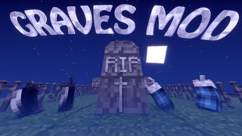 1482575401_174_graves-mod-for-minecraft-1-111-10-21-9-4 Graves Mod for Minecraft 1.11/1.10.2/1.9.4