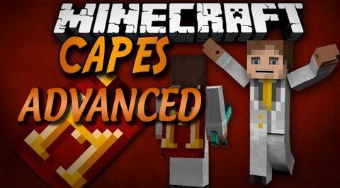 Advanced-Capes-Mod Advanced Capes Mod 1.11/1.10.2/1.9.4/1.8.9