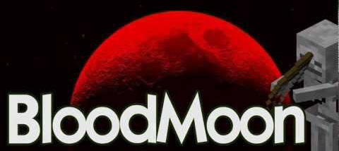 Blood-Moon-Mod Blood Moon Mod 1.10.2/1.9.4/1.8.9