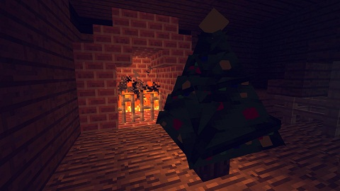 Decoratable-Christmas-Trees Decoratable Christmas Trees Mod 1.10.2/1.7.10