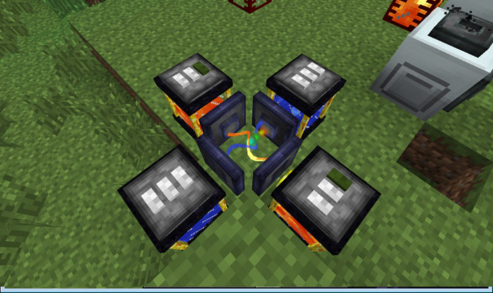 Translocators-Mod-4 Translocators Mod 1.10.2/1.9.4/1.7.10