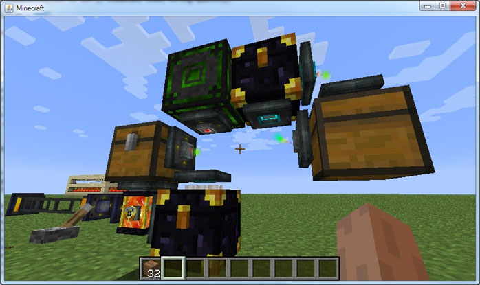 Translocators-Mod-5 Translocators Mod 1.10.2/1.9.4/1.7.10
