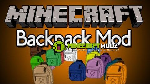 backpacks-mod-1-111-10-21-7-10-by-brad16840 Backpacks Mod 1.11/1.10.2/1.7.10 by Brad16840