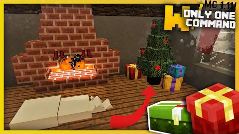 christmas-decorations-command-block-1-11 Christmas Decorations Command Block 1.11
