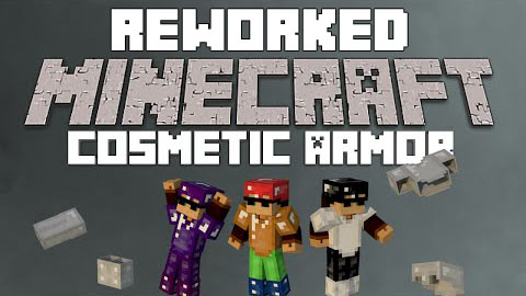 cosmetic-armor-reworked-mod-1-11-21-111-10-21-7-10 Cosmetic Armor Reworked Mod 1.11.2/1.11/1.10.2/1.7.10