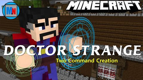 Doctor Strange Command Block