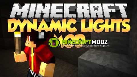 dynamic-lights-mod-1-111-10-21-7-10 Dynamic Lights Mod 1.11/1.10.2/1.7.10