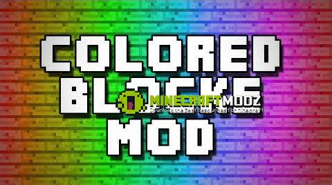 flat-colored-blocks-mod-1-111-10-21-9-4 Flat Colored Blocks Mod 1.11/1.10.2/1.9.4