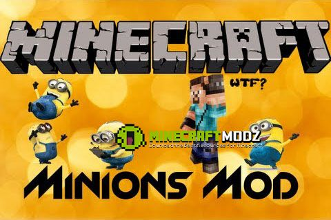 minions-mod-for-minecraft-1-111-7-10 Minions Mod for Minecraft 1.11/1.7.10