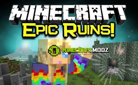 ruins-mod-1-111-10-21-7-10-structure-spawning-system Ruins Mod 1.11/1.10.2/1.7.10 (Structure Spawning System)