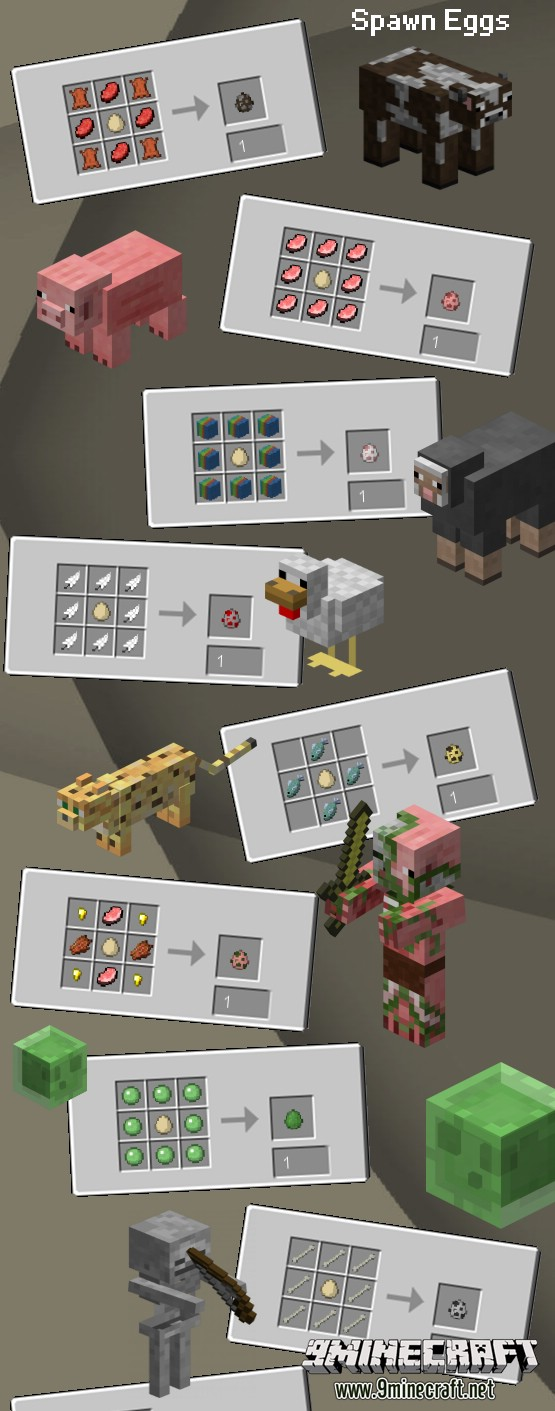 1484047110_72_uncrafted-mod-1-11-21-10-2-for-minecraft Uncrafted Mod 1.11.2/1.10.2 for Minecraft
