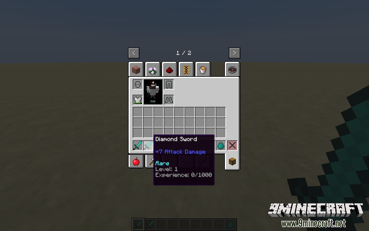 1484450146_540_levels-mod-1-11-21-10-21-7-10-for-minecraft Levels Mod 1.11.2/1.10.2/1.7.10 for Minecraft