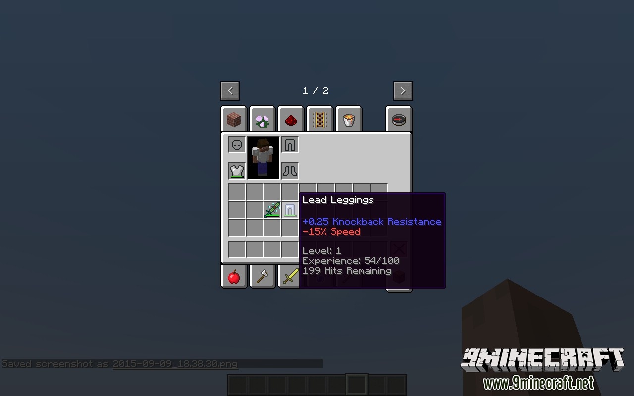 1484450147_149_levels-mod-1-11-21-10-21-7-10-for-minecraft Levels Mod 1.11.2/1.10.2/1.7.10 for Minecraft