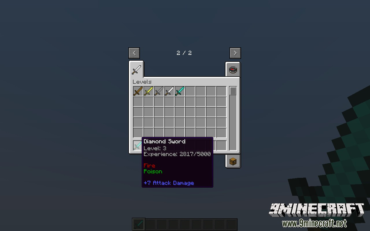 1484450149_711_levels-mod-1-11-21-10-21-7-10-for-minecraft Levels Mod 1.11.2/1.10.2/1.7.10 for Minecraft