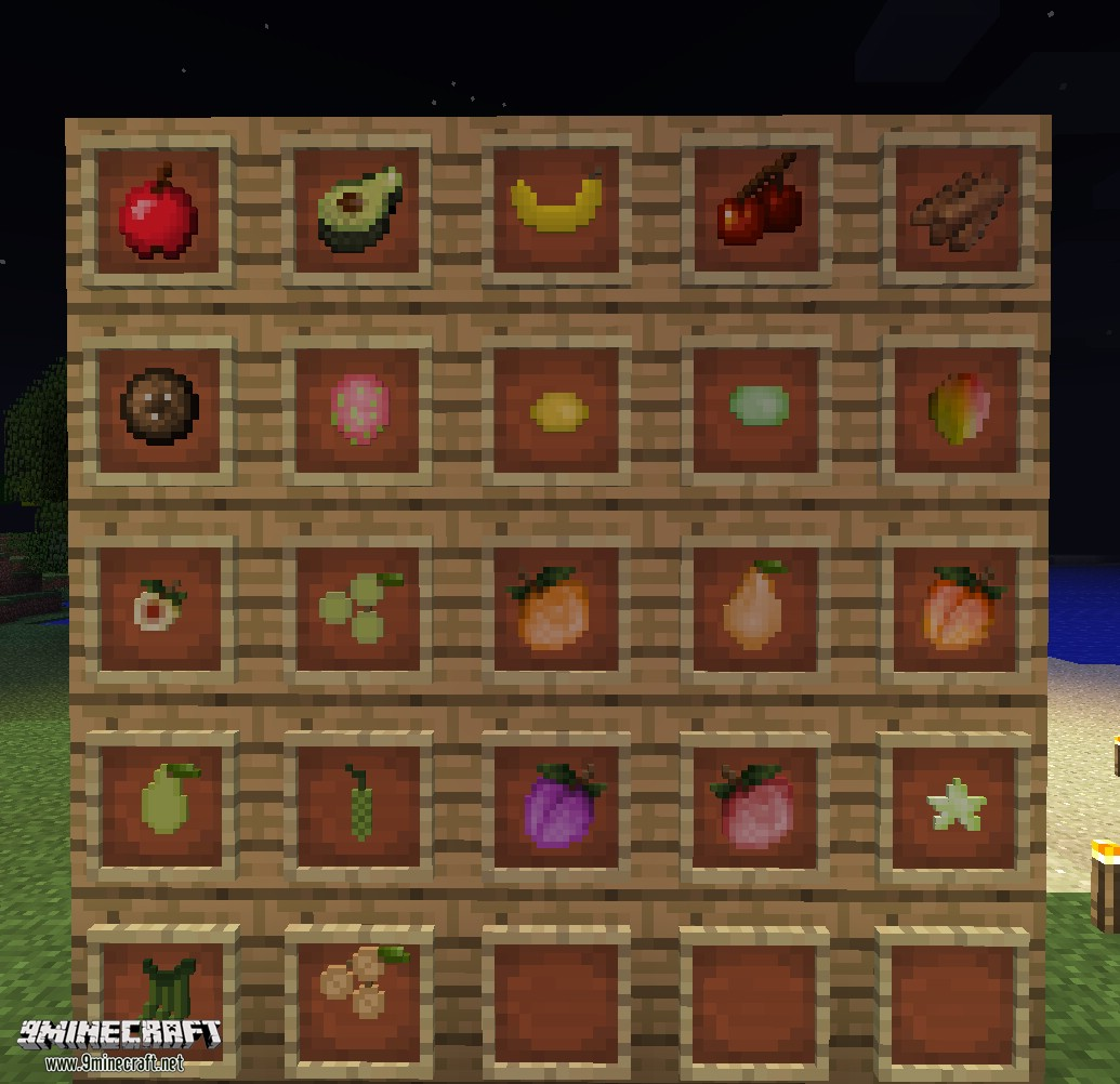 1484941446_634_harvestcraft-mod-1-11-21-10-21-7-10-for-minecraft HarvestCraft Mod 1.11.2/1.10.2/1.7.10 for Minecraft