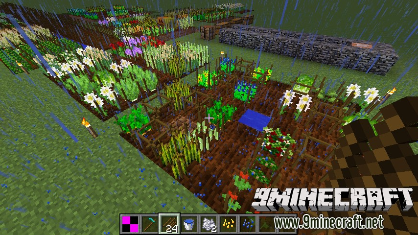 1485208631_283_agricraft-mod-1-10-21-7-10-agriculture-in-minecraft AgriCraft Mod 1.10.2/1.7.10 (Agriculture in Minecraft)