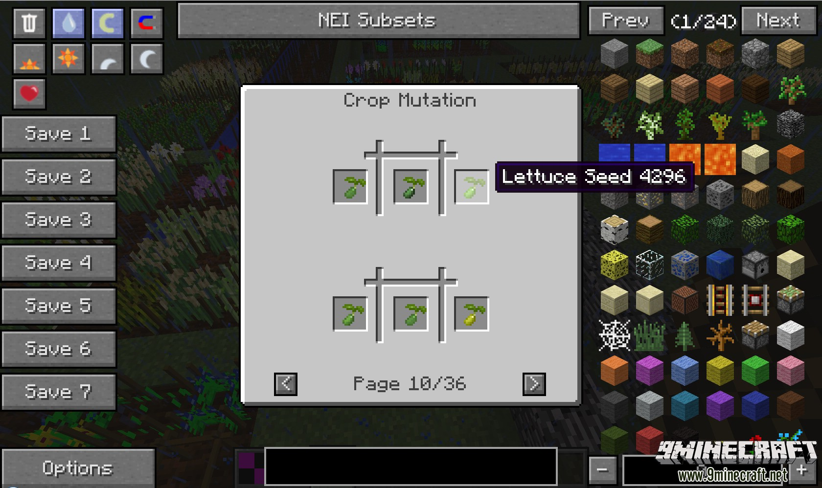 1485208632_770_agricraft-mod-1-10-21-7-10-agriculture-in-minecraft AgriCraft Mod 1.10.2/1.7.10 (Agriculture in Minecraft)