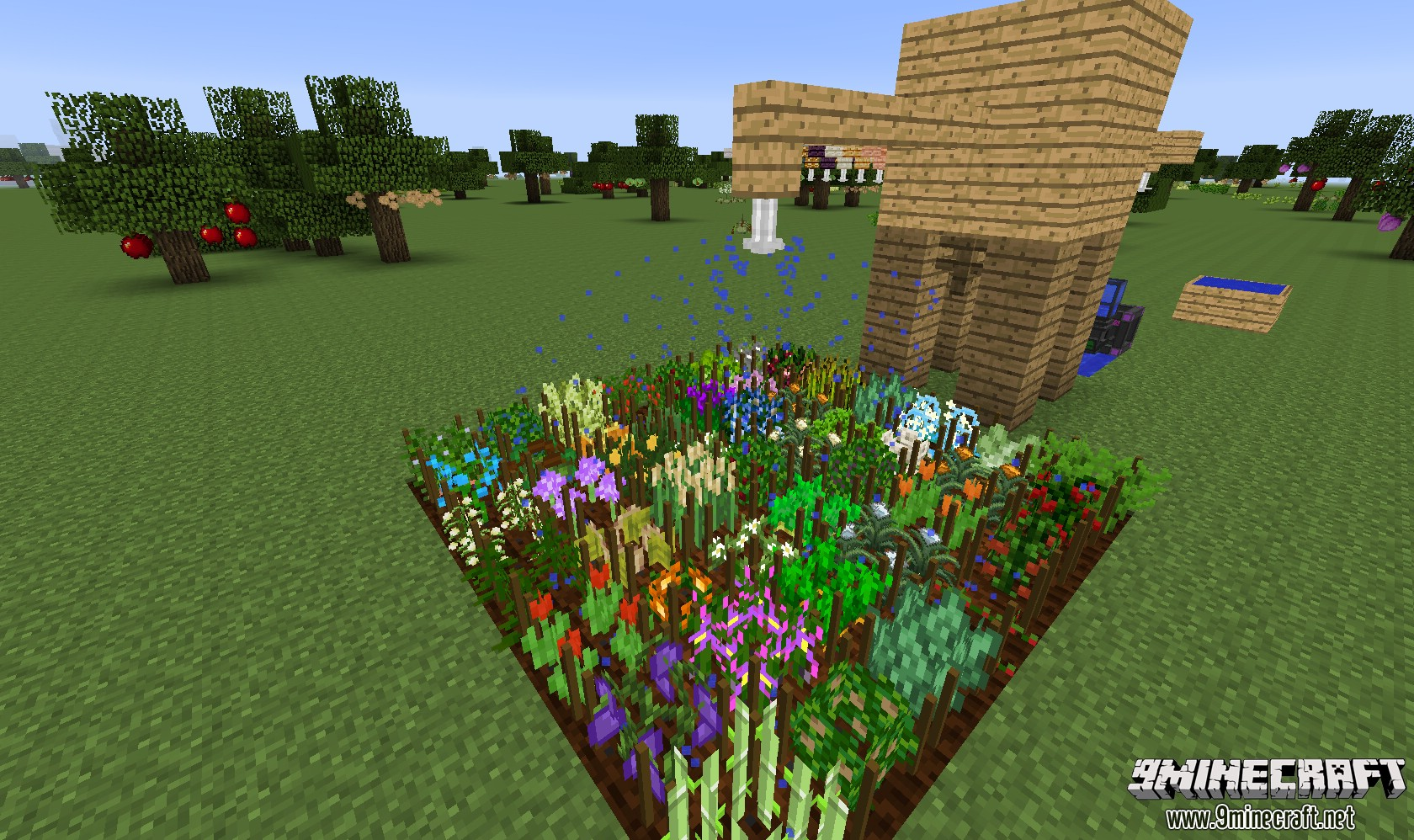 1485208633_571_agricraft-mod-1-10-21-7-10-agriculture-in-minecraft AgriCraft Mod 1.10.2/1.7.10 (Agriculture in Minecraft)
