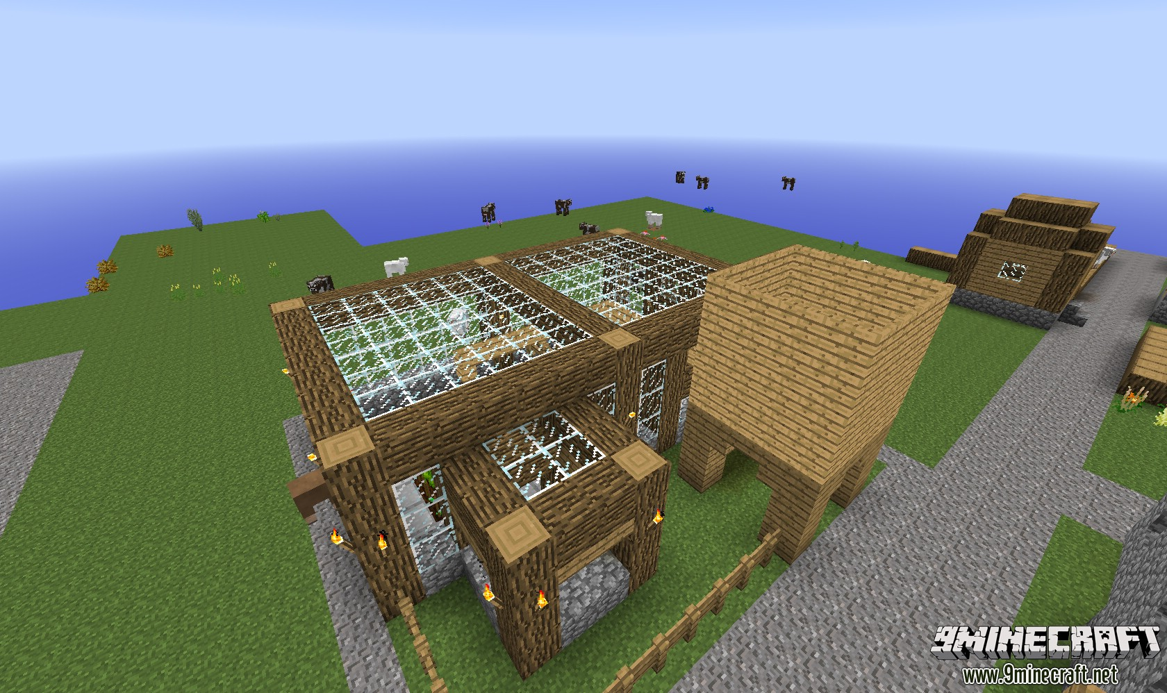 1485208634_140_agricraft-mod-1-10-21-7-10-agriculture-in-minecraft AgriCraft Mod 1.10.2/1.7.10 (Agriculture in Minecraft)