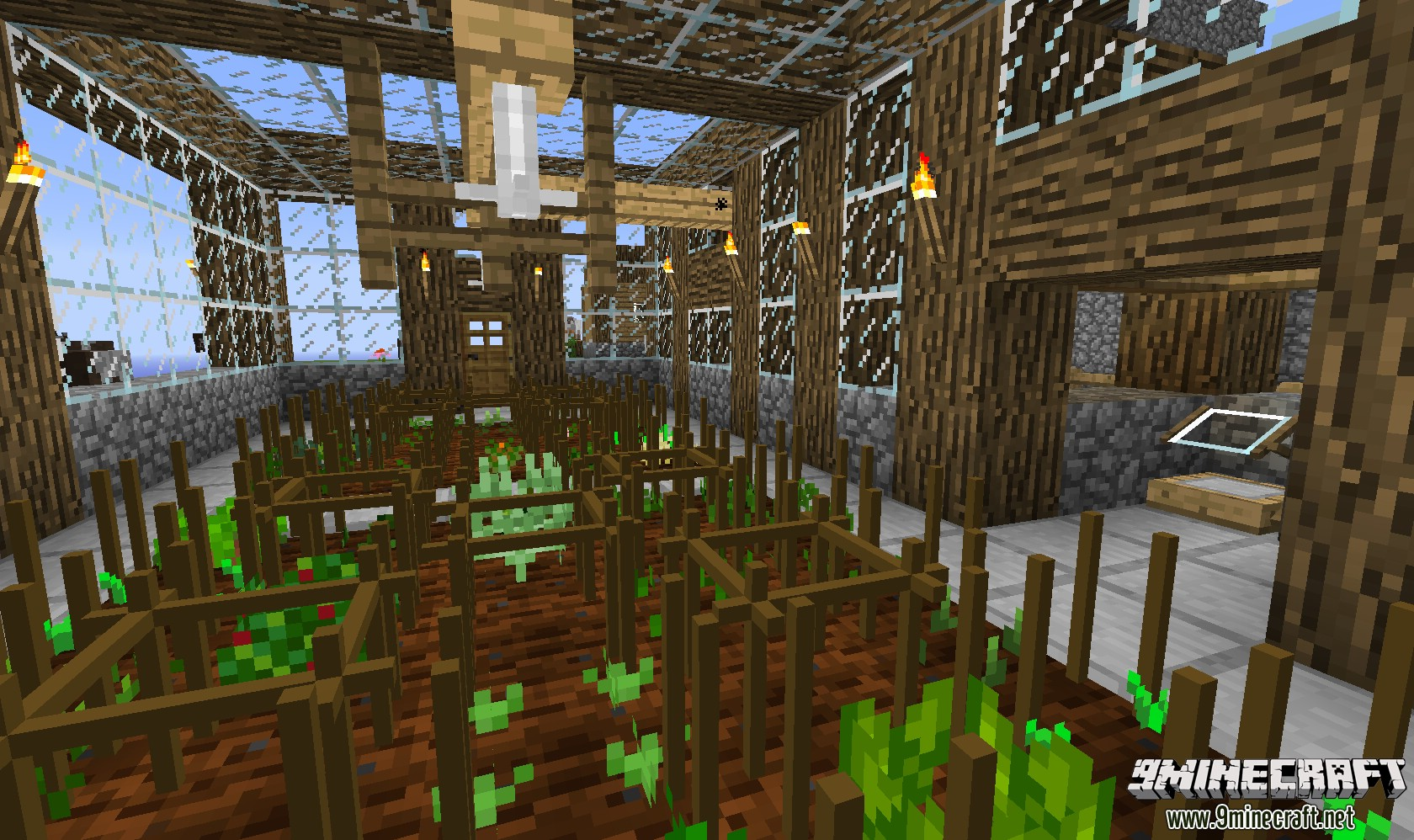 1485208634_225_agricraft-mod-1-10-21-7-10-agriculture-in-minecraft AgriCraft Mod 1.10.2/1.7.10 (Agriculture in Minecraft)