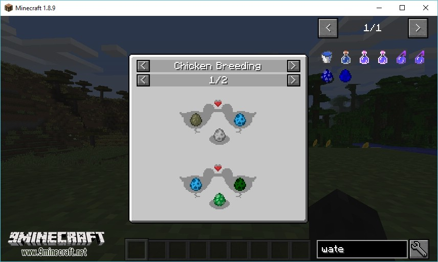 1485620940_584_chickens-mod-1-10-2-for-minecraft Chickens Mod 1.10.2 for Minecraft