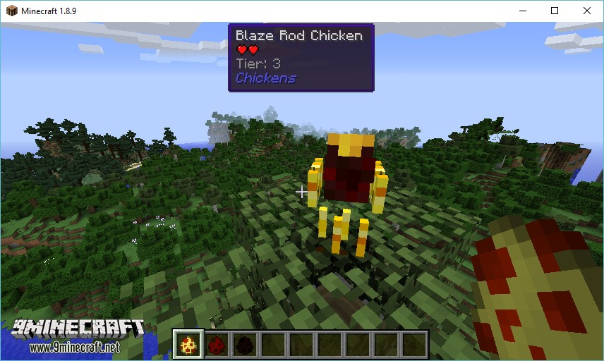 1485620941_196_chickens-mod-1-10-2-for-minecraft Chickens Mod 1.10.2 for Minecraft