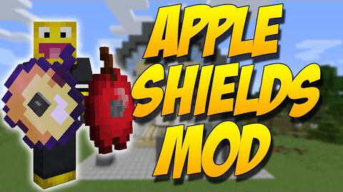 Apple-Shields-Mod Apple Shields Mod 1.10.2/1.9.4