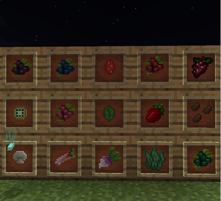 HarvestCraft-Mod-6 HarvestCraft Mod 1.11.2/1.10.2/1.9.4/1.8.9