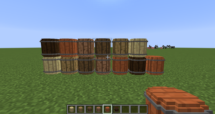 Simple-Barrels-Mod-1 Simple Barrels Mod 1.10.2/1.9.4