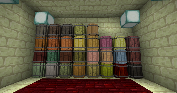 Simple-Barrels-Mod-2 Simple Barrels Mod 1.10.2/1.9.4