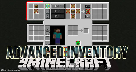 advanced-inventory-mod-1-11-21-10-21-7-10 Advanced Inventory Mod 1.11.2/1.10.2/1.7.10