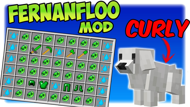 fernanfloo-mod-for-minecraft-1-7-10 Fernanfloo Mod for Minecraft 1.7.10