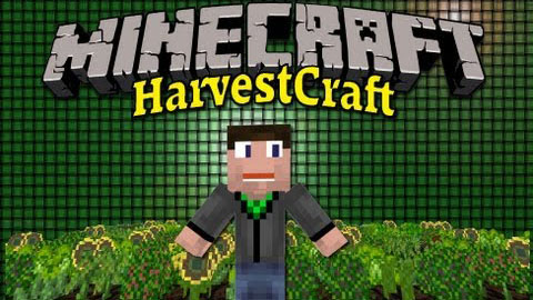 harvestcraft-mod-1-11-21-10-21-7-10-for-minecraft HarvestCraft Mod 1.11.2/1.10.2/1.7.10 for Minecraft