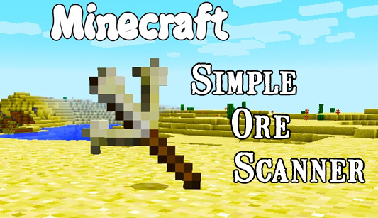 simple-ore-scanner-mod-1-10-21-7-10 Simple Ore Scanner Mod 1.10.2/1.7.10