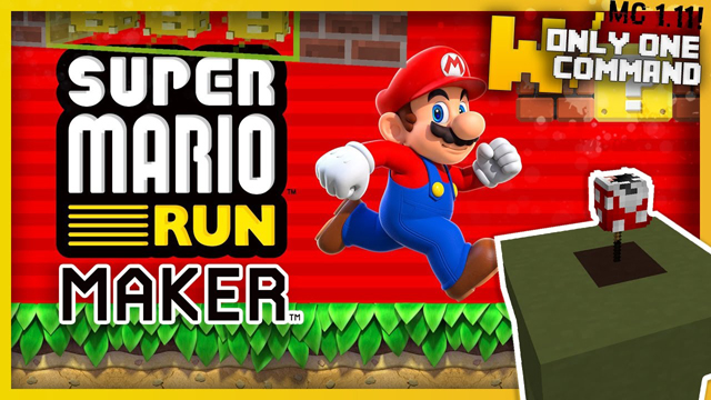 super-mario-run-maker-command-block-1-11-21-11 Super Mario Run Maker Command Block 1.11.2/1.11